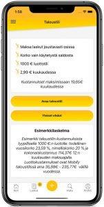 Mobify taloustili maksa laskusi puhelimella